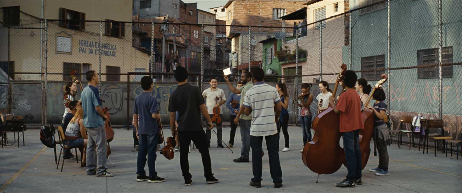 Le professeur de violon 8