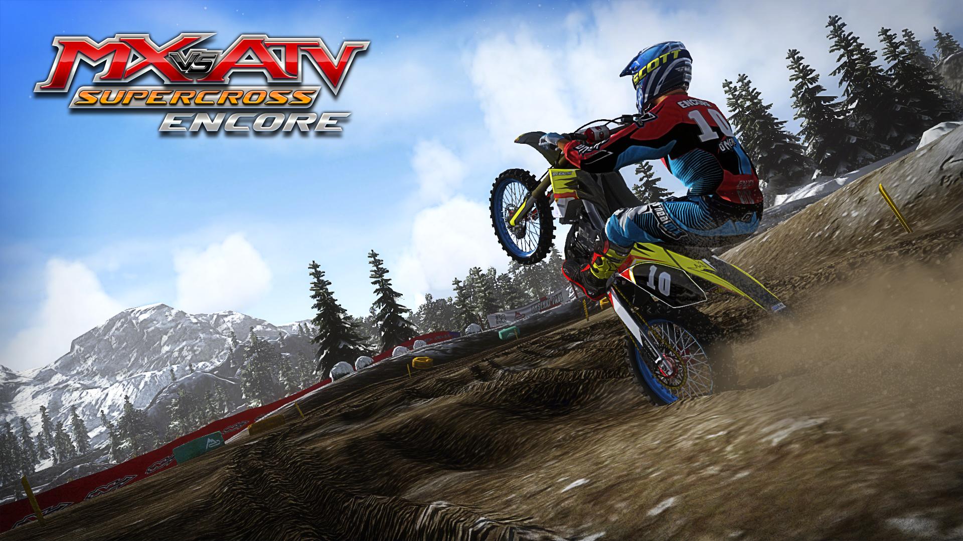 MX vs ATV Supercross Encore Screen 2