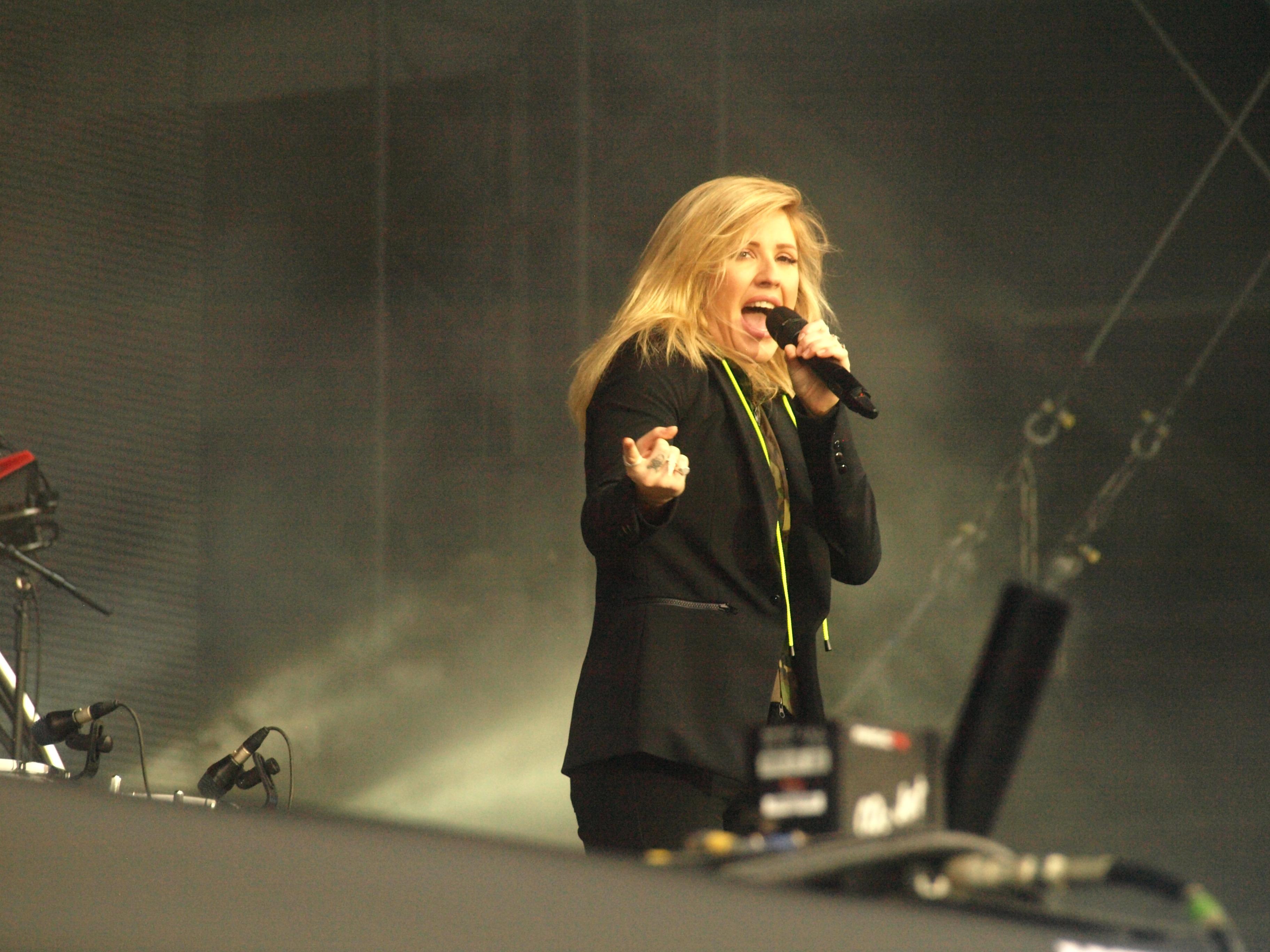 MSF Ellie Goulding