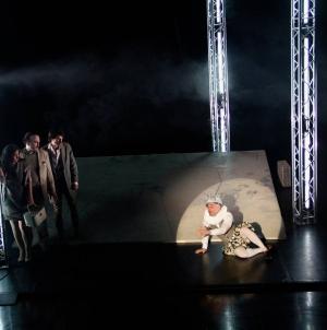 [Festival d'Avignon] Timeline, la nouvelle création de la Compagnie Fouic Théâtre