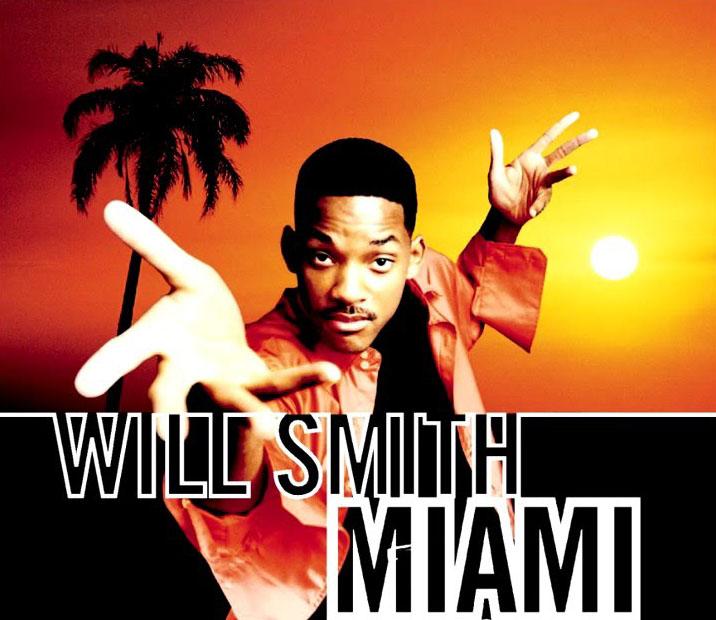 Will Smith Miami