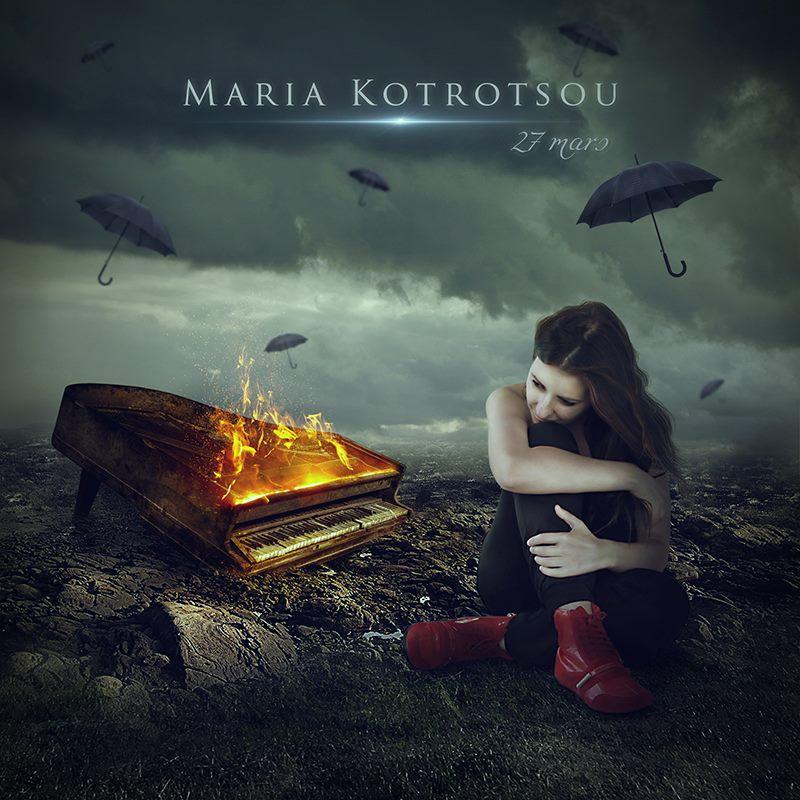 Album 27 mars Maria Kotrotsou