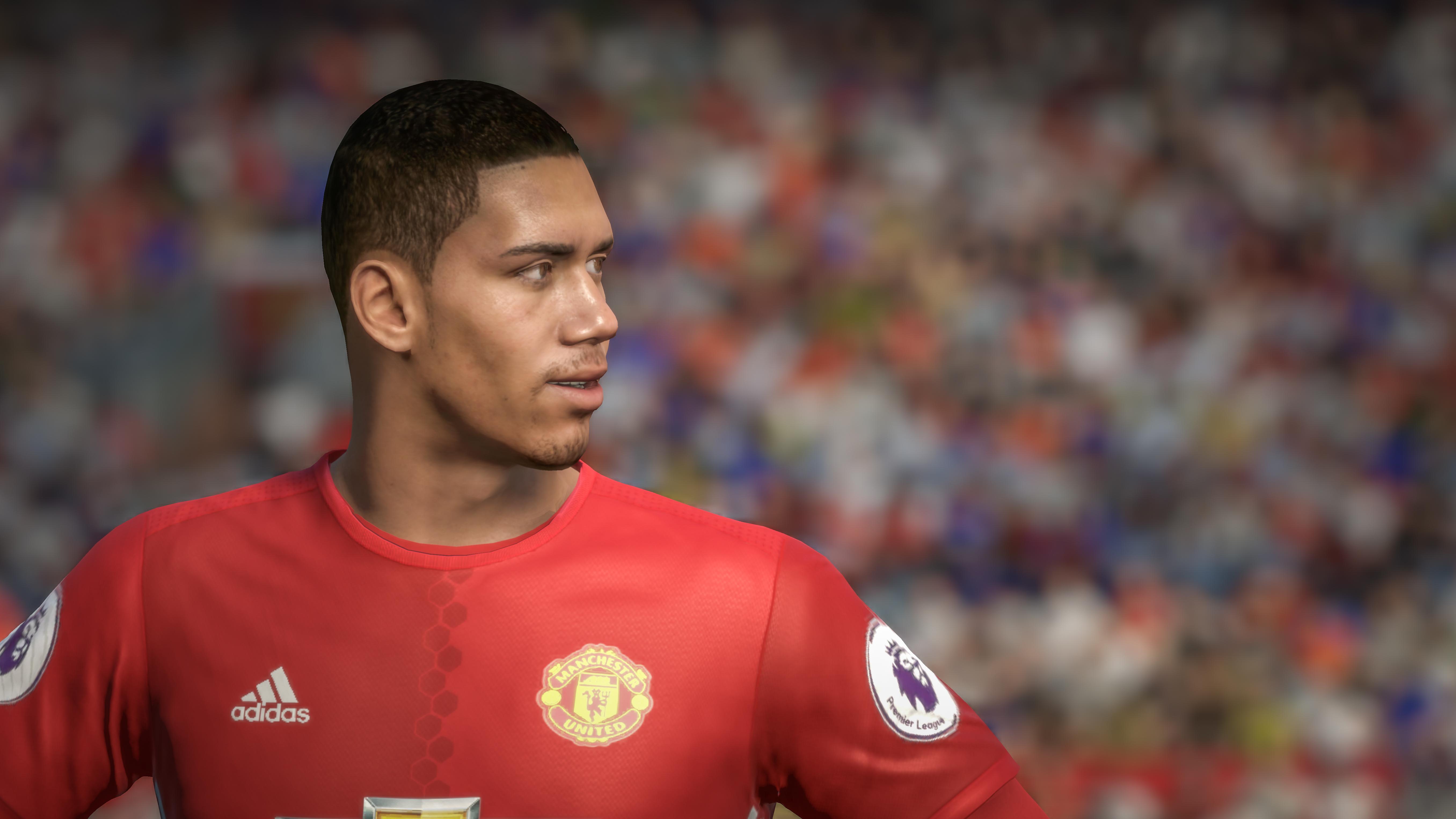 Chris Smalling FIFA 17