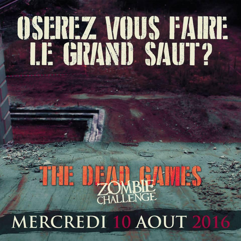 Dead Games Manoir de Paris 1