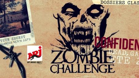 The Dead Games : Une journée Zombie Challenge