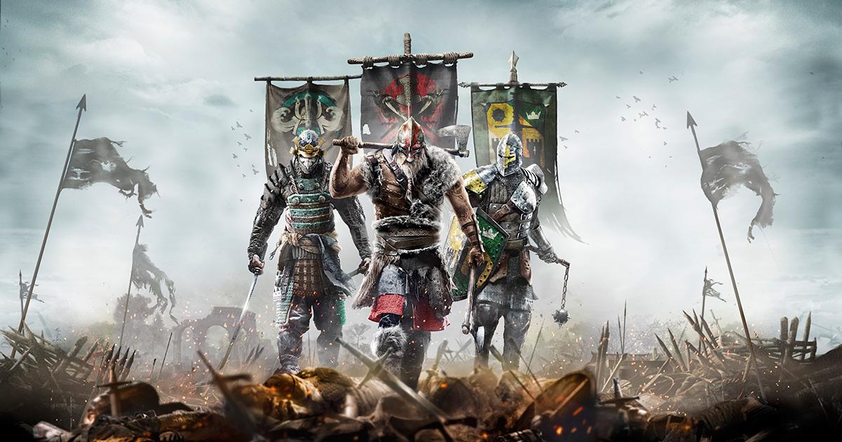 For Honor Gamescom 2016