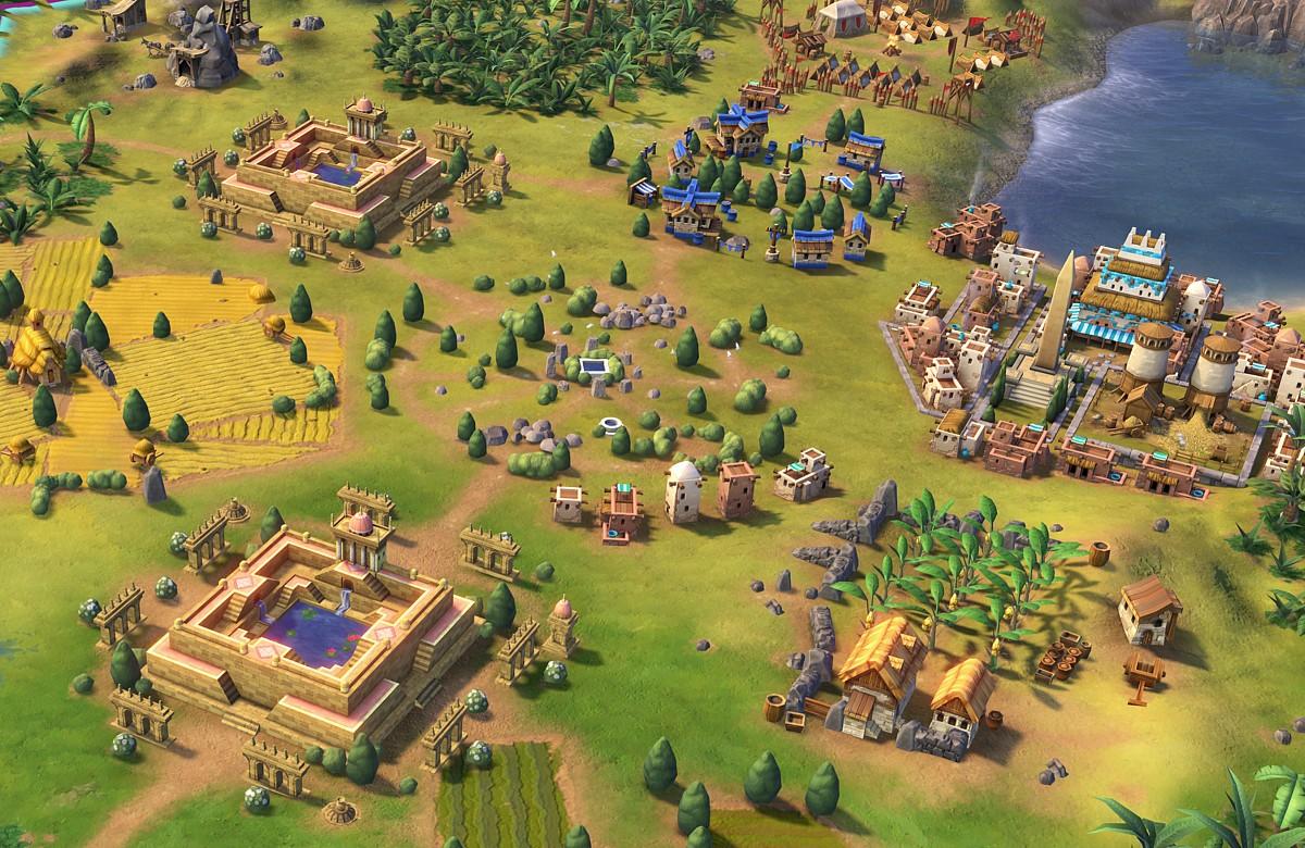 Gandhi Inde Civilization VI