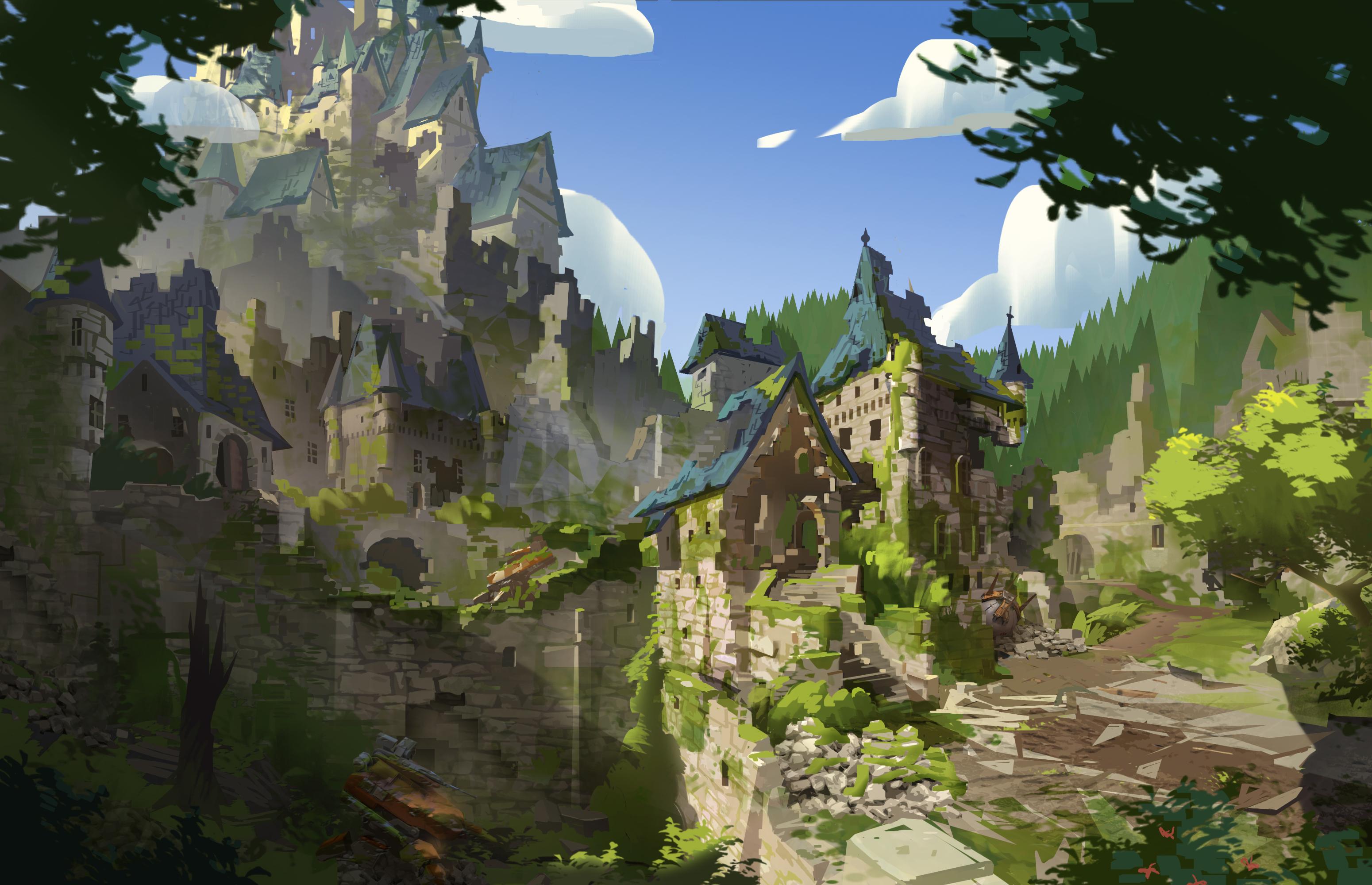 Gamescom 2016 Blizzard