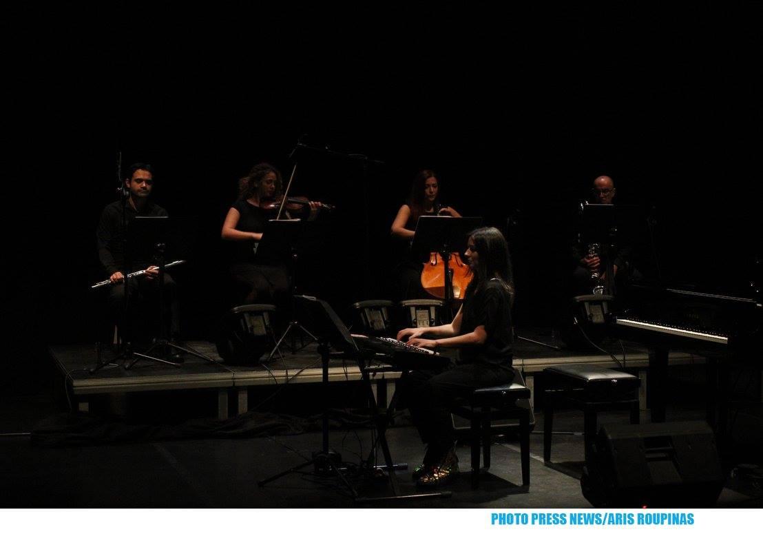 Photo concert Maria Kotrotsou