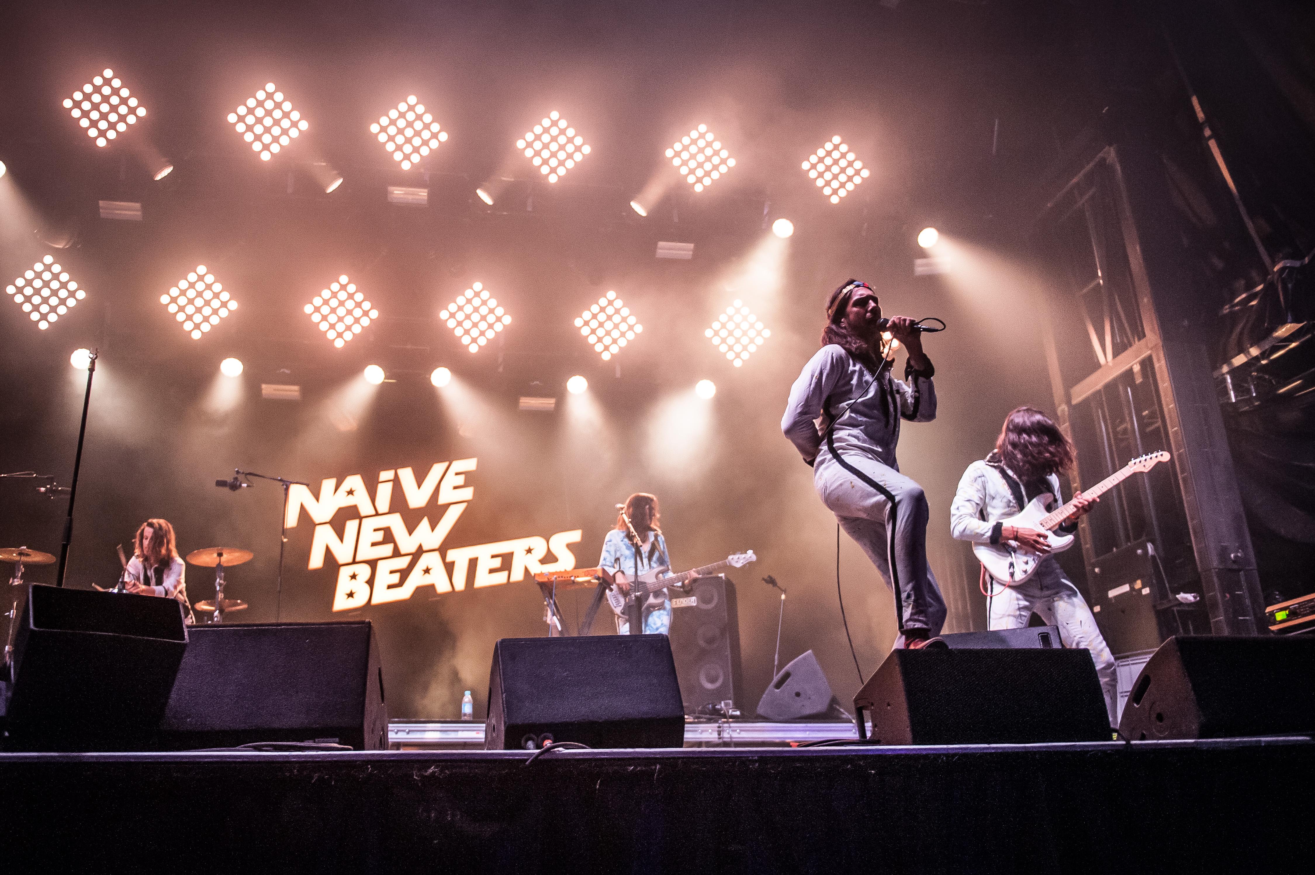 Naive New Beaters - Olivier Hoffshir