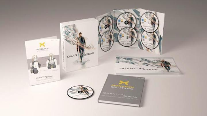 Timeless edition Quantum Break PC