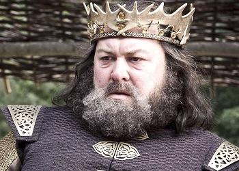 baratheon_robert Game of Thrones