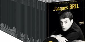Jacques Brel, premier géant de la chanson ?