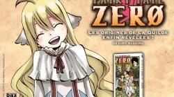 Fairy Tail Zero en octobre chez Pika !