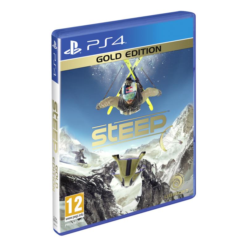 gold edition Steep