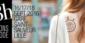 En septembre à Lille, on célèbre la mode comme il se doit!