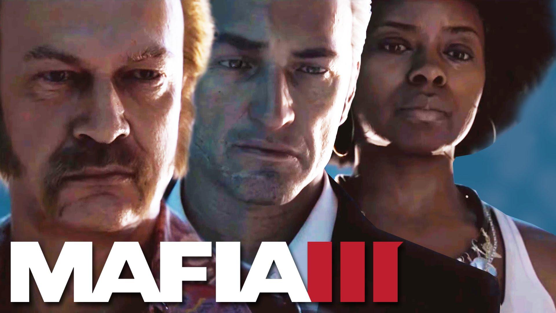 """Mafiat III trailer de Bruke """"L'anarchiste"""""""