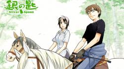 Silver Spoon : reprise du manga le 31 août !