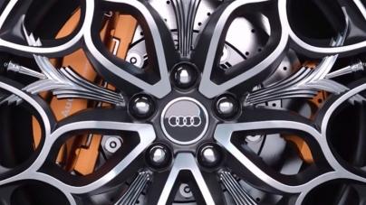 Audi présente l'Audi R8 de Kingsglaive : Final Fantasy XV !