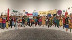 Exposition Hergé au Grand Palais : Voyage dans la bulle de Tintin