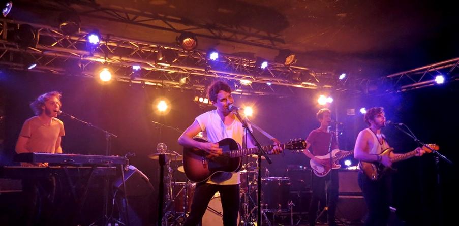 [Report] Bel Plaine délivre enfin son EP Lifeboat à la Boule Noire