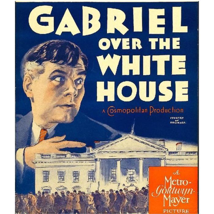 affiche-du-film-gabriel-over-the-white-house-6
