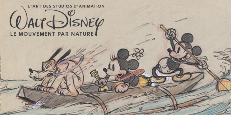 Art ludique nous ouvre les portes magique de Disney le 14 octobre