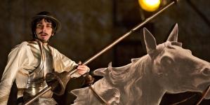 Un Don Quichotte qui déménage au Théâtre 13