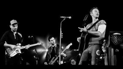 Coldplay: en concert à Paris et Lyon l'été prochain !