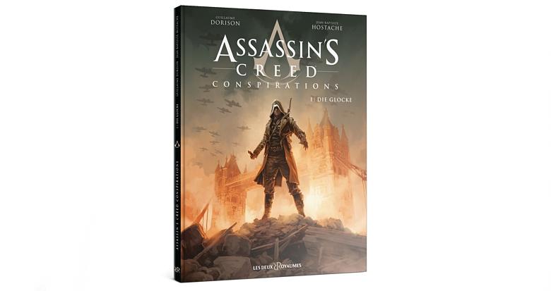 Assassin's Creed Conspirations : la Seconde Guerre Mondiale en BD !