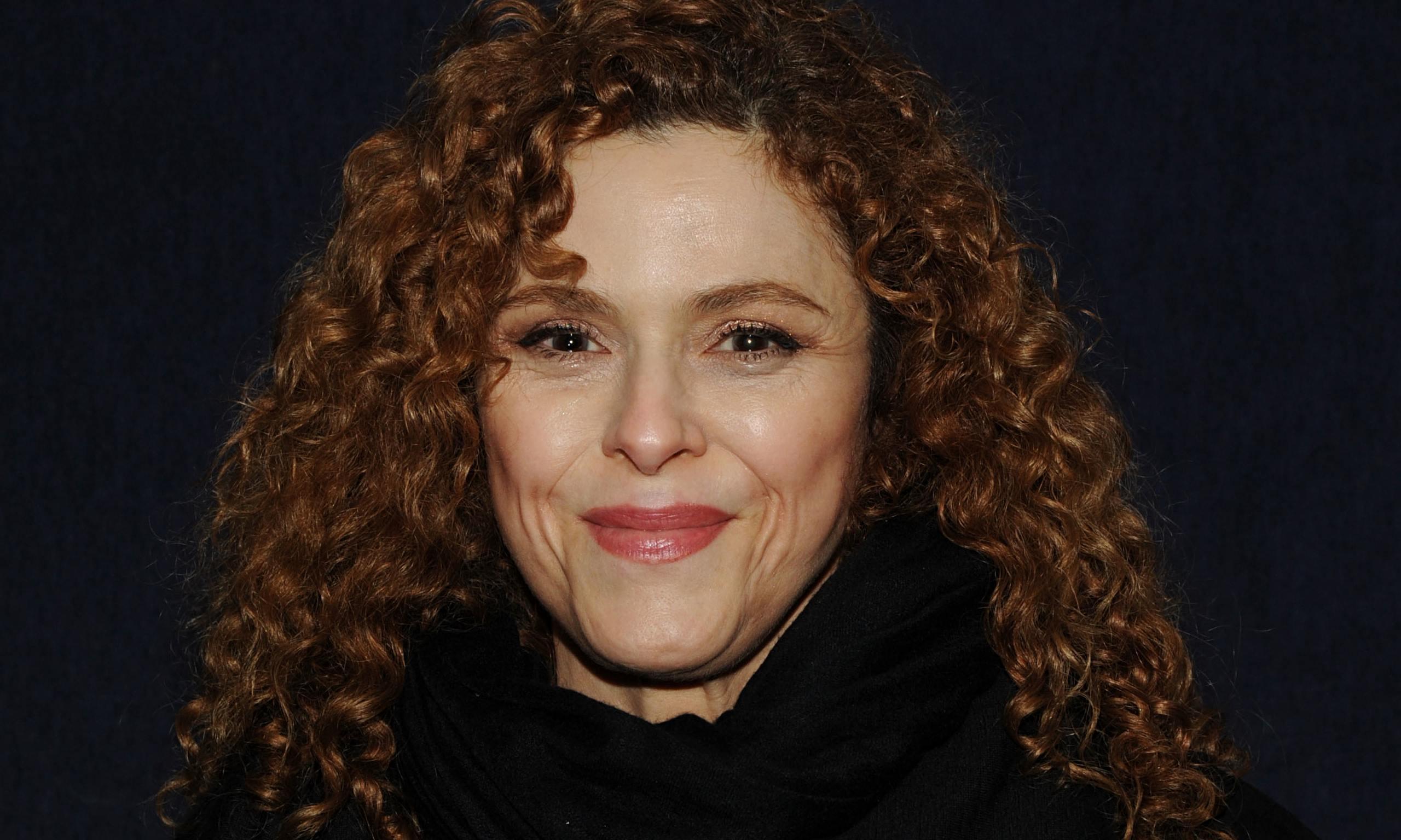 Actress Bernadette Peters