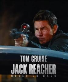 Critique Jack Reacher : Never Go Back