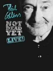Phil Collins n'est pas mort et revient pour deux concert à Paris en 2017