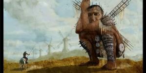 Disney prépare une version de Don Quichotte !