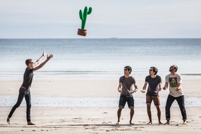 Come to Mexico – Le deuxième album bondissant de Totorro