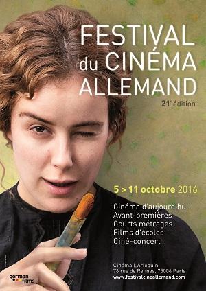 Festival du cinéma Allemand à Paris