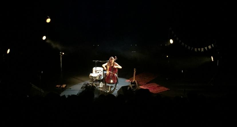 [Report] Dom la Nena – un concert féerique au Centquatre de Paris