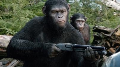 Un teaser angoissant pour La Guerre de la Planète des Singes