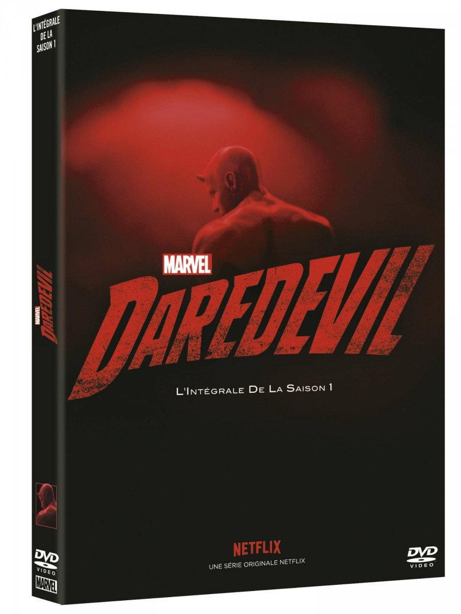 daredevil saison 1 dvd