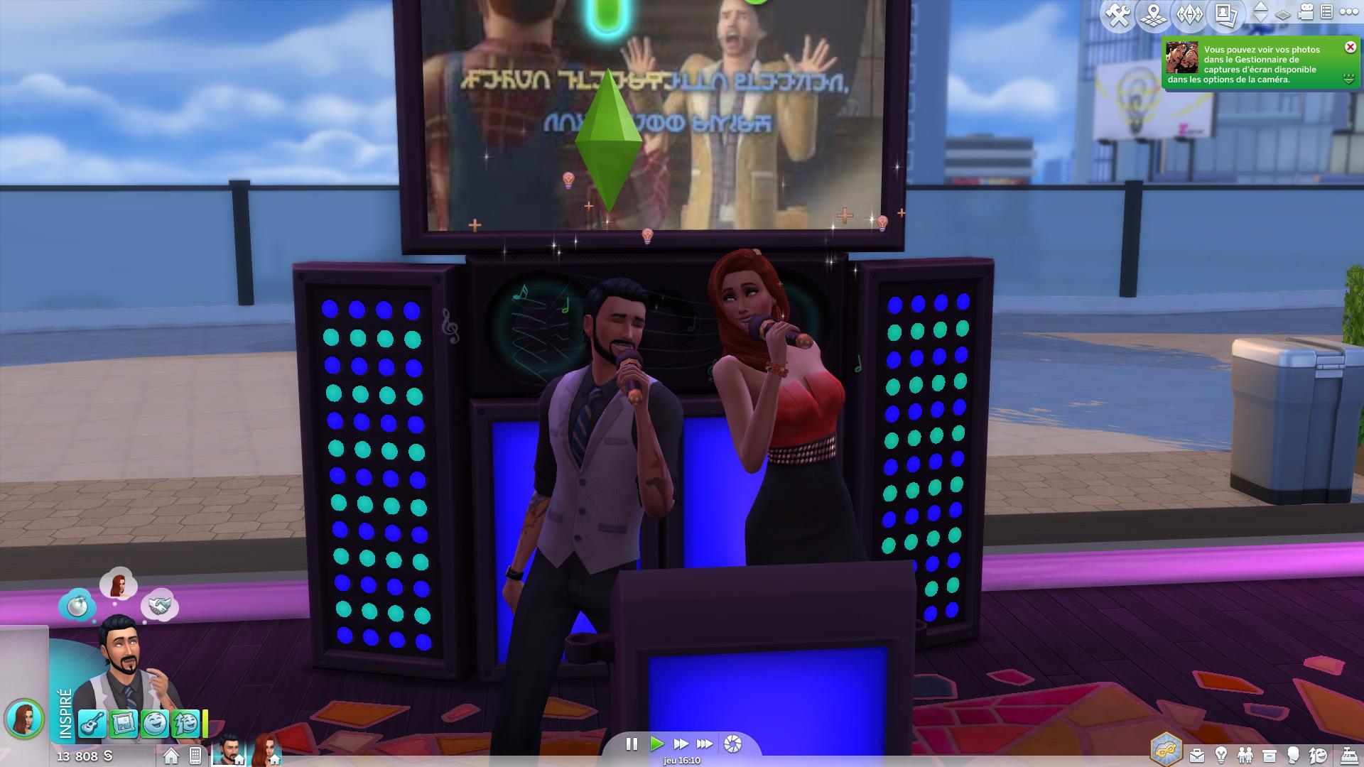 Sims 4 Vie Citadine 1