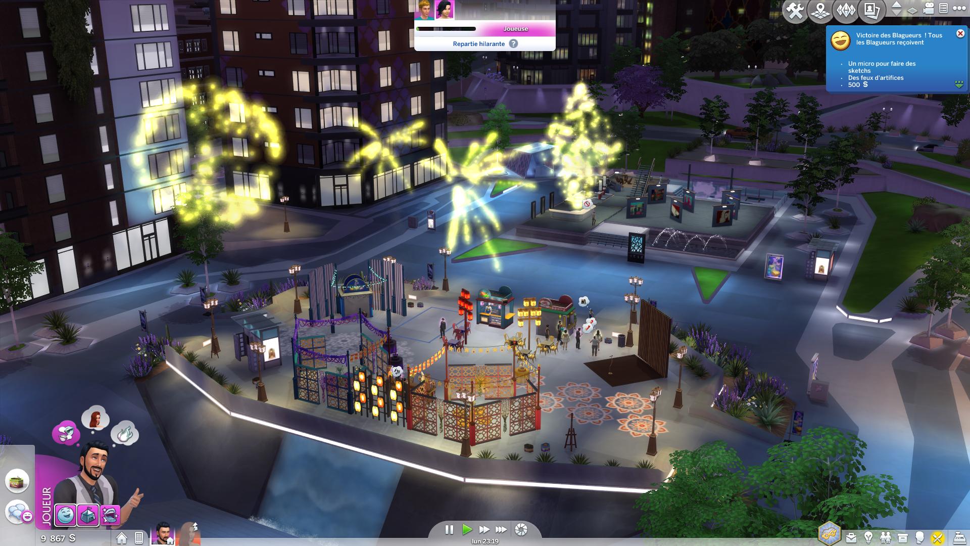 Sims 4 Vie Citadine 2