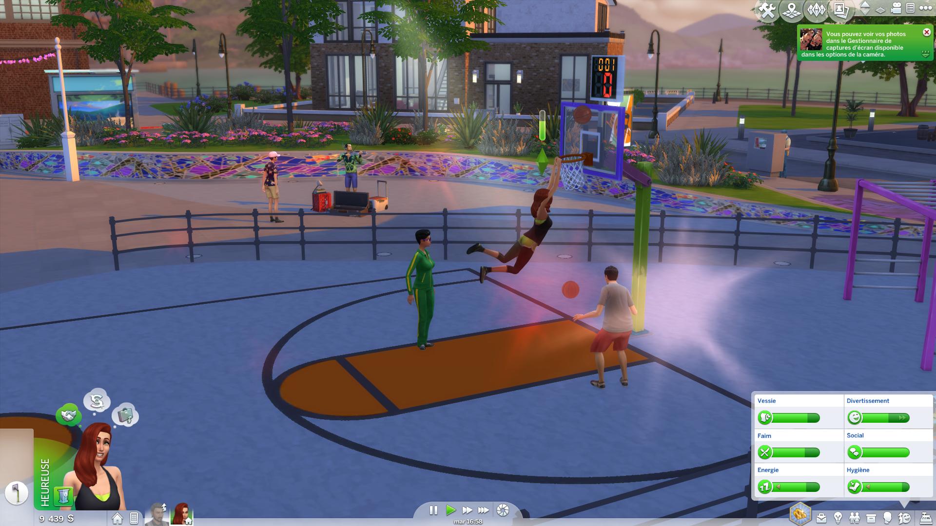Vie citadine Sims 4 8