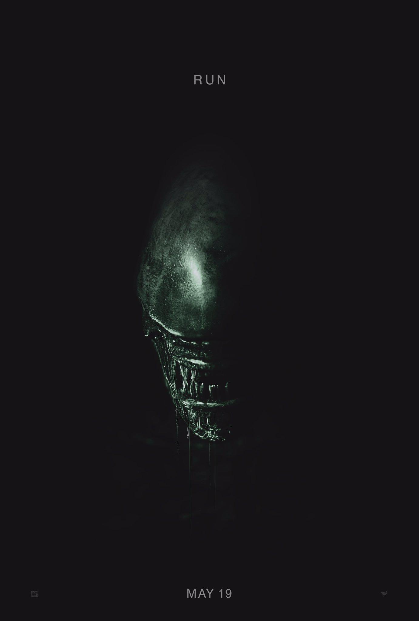Affiche Alien Covenant