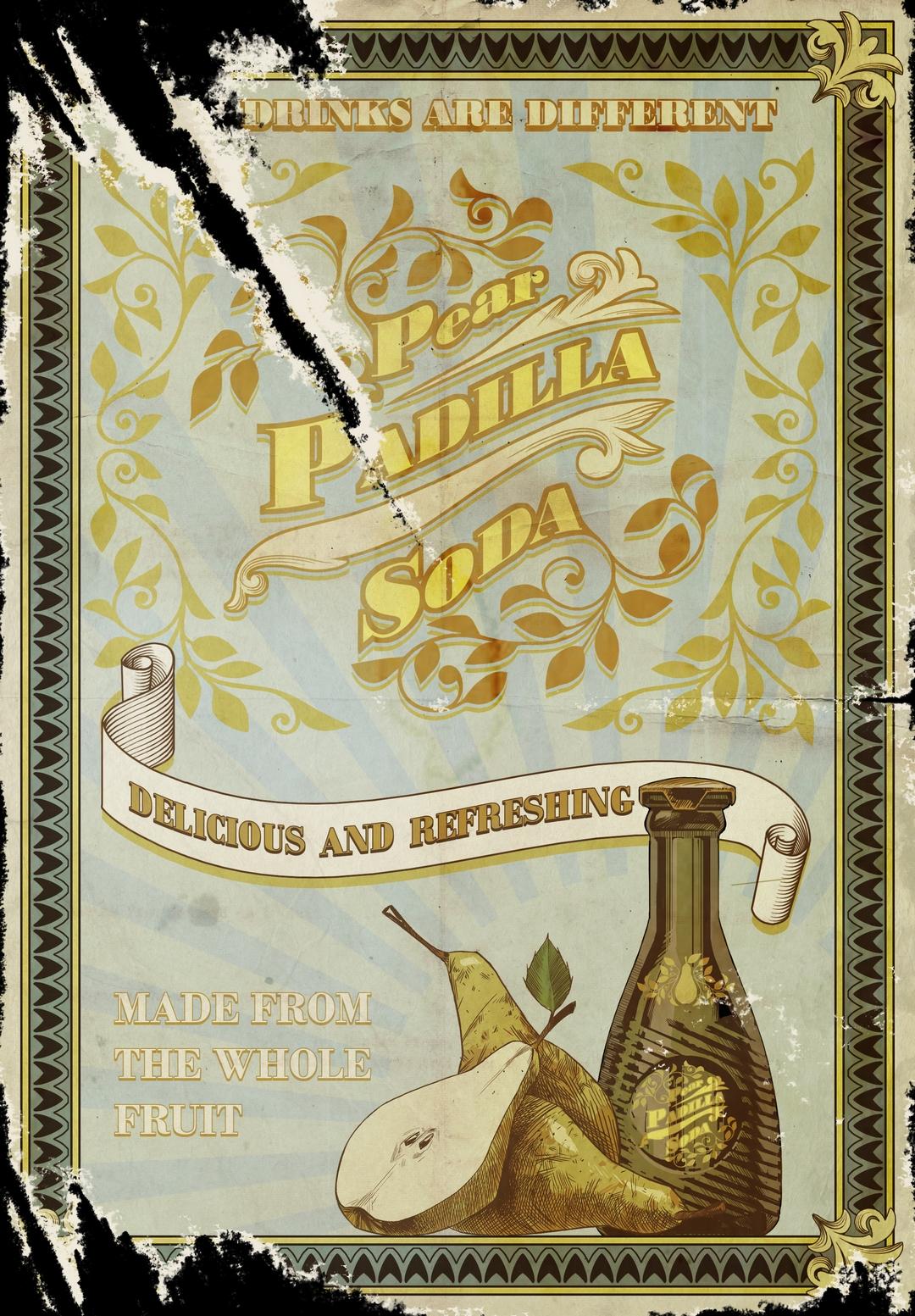 pear-padilla-soda-poster-dishonored-2-artwork