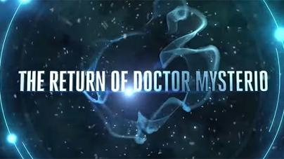 Doctor Who : un extrait de l'épisode de Noël dévoilé !