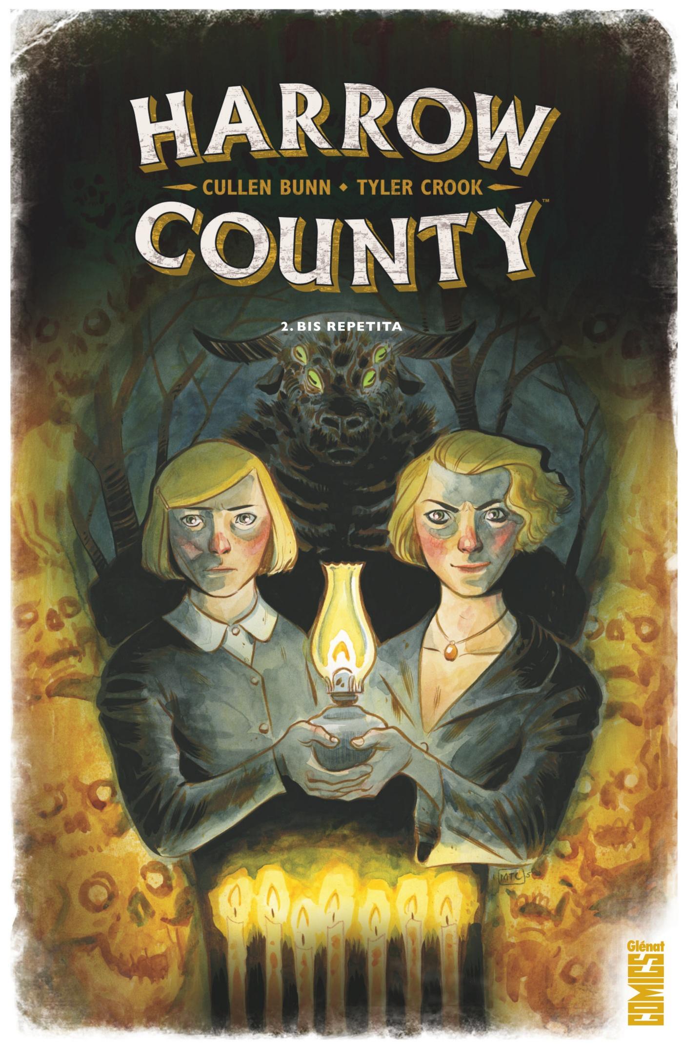 harrow-county-comics-volume-2-tpb-hardcover-cartonnee-269030