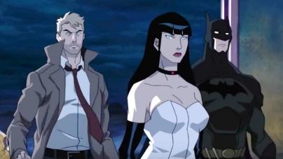 Un trailer pour le film d'animation Justice League Dark