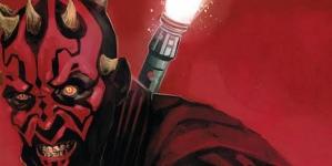 Un comics sur les origines de Darth Maul en 2017 chez Marvel