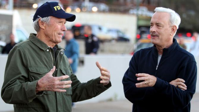 Clint Eastwood et Tom Hanks
