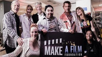 Un casting incroyable pour un film écrit par un jeune atteint d'un cancer